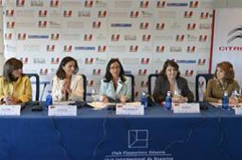 La función de las mujeres emprendedoras en las pymes 2013