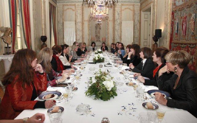Almuerzo Anual Foro Mujeres 2011