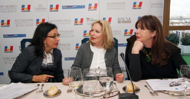 Mujer y Ciencia Foro Mujeres 2012