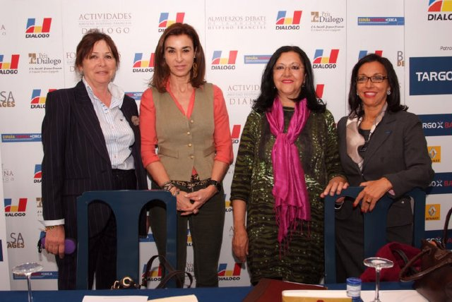 Tribuna Literaria Foro Mujeres 2012