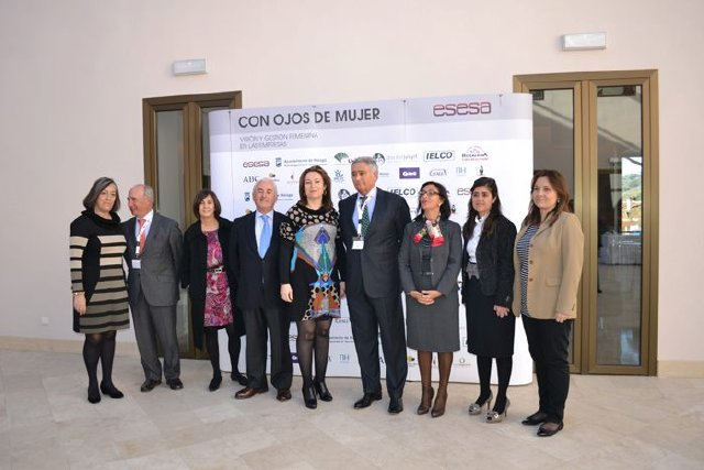 CONFERENCIA MÁLAGA – CON OJOS DE MUJER 2012
