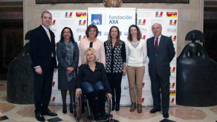 Mujeres y deporte paralímpico: Superación sin límites, sin fronteras 2015