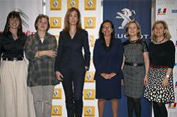 Proyección de la mujer en la prensa femenina 2014