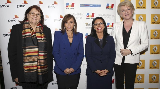 Mujeres al frente de la gran distribución: Estrategias para adaptarse a los nuevos hábitos de consumo 2014