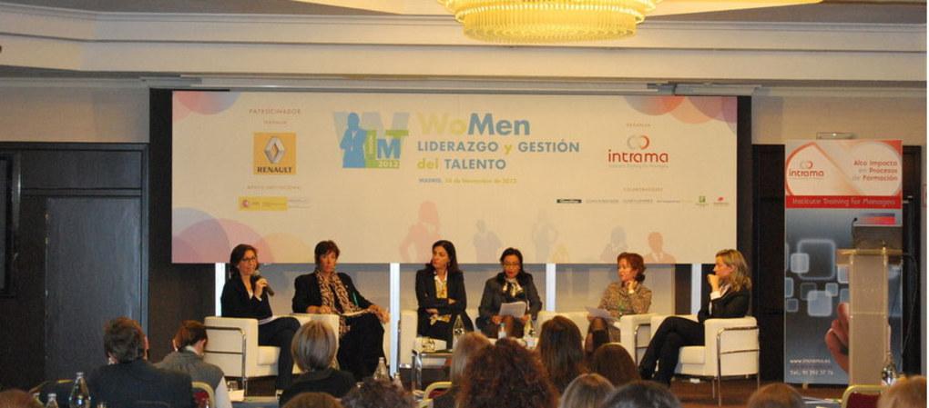 Congreso anual sobre Liderazgo Femenino y Gestión del Talento (WLMT 2013)