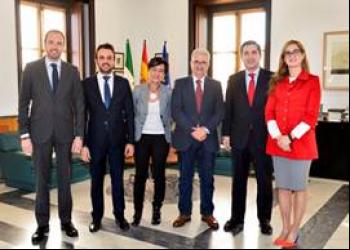 PRESENTACIÓN TEAM-TALENTO Y EMPRESA ANDALUZA EN MADRID