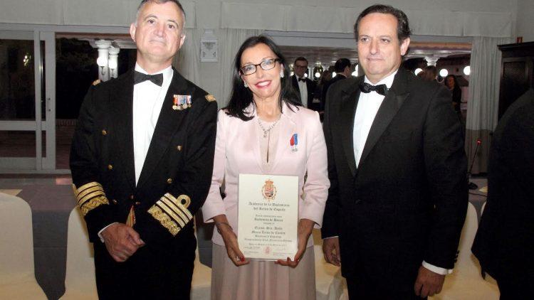 Junta Directiva de la Academia de la Diplomacia