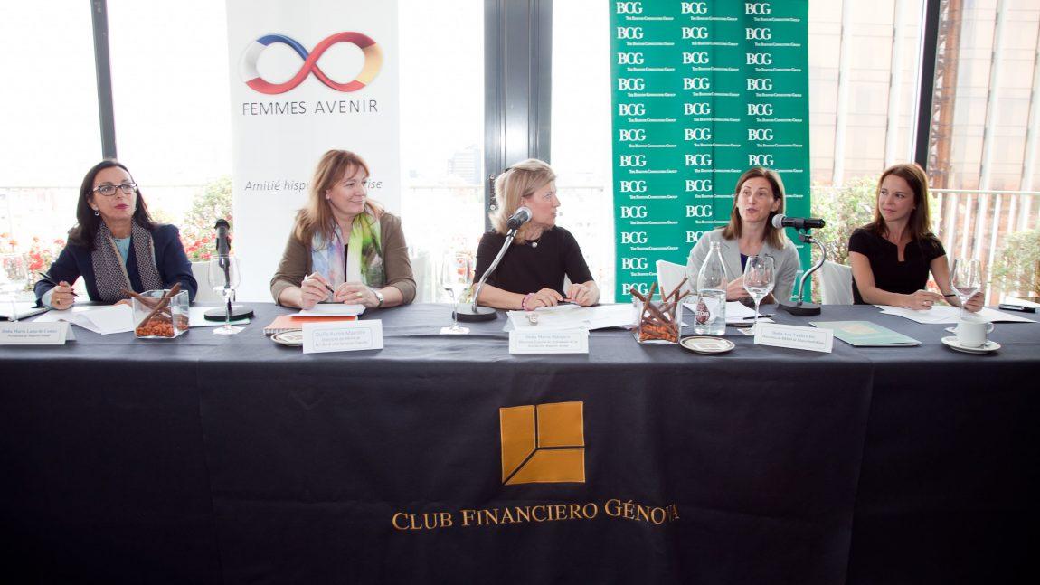 Iniciativas que suman mujeres: cómo impulsar la presencia de mujeres en puestos directivos en España