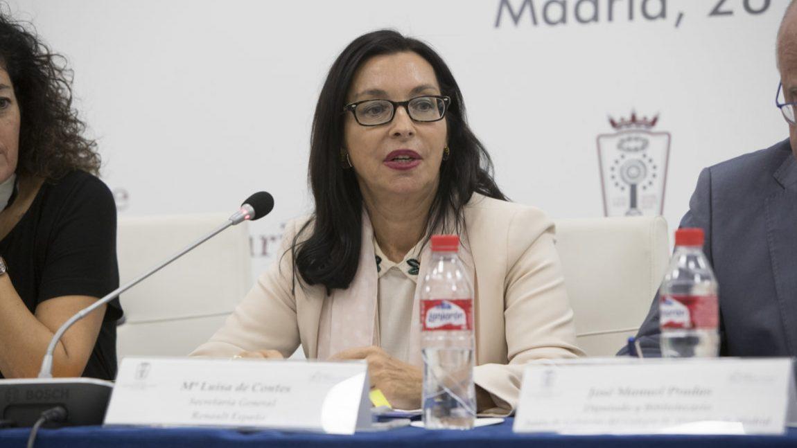 María Luisa de Contes: «Las Estructuras de poder excluyen a las Mujeres»