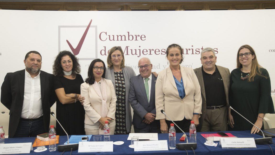 V Cumbre de Mujeres Juristas