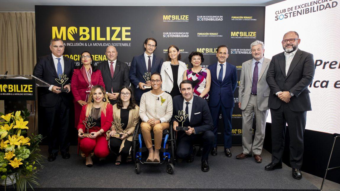 VII Prix Mobilize: la mobilité durable, un défi crucial pour l'Espagne