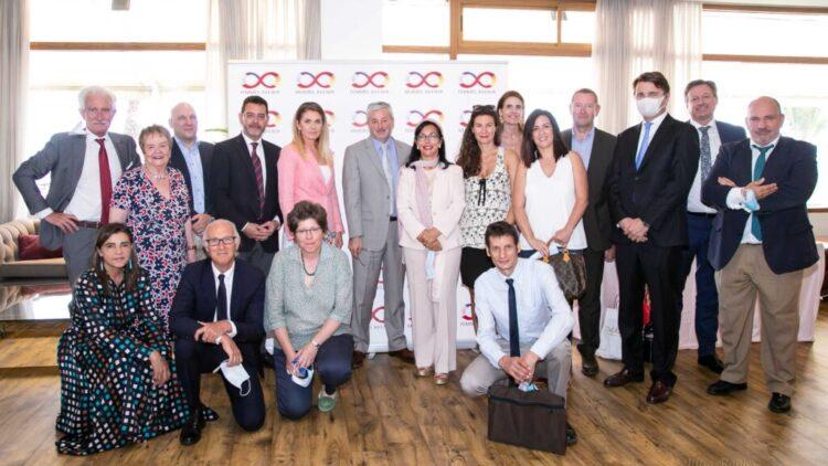 Homenaje y despedida a Cedric Prieto, Sr Consul General de Francia en Madrid